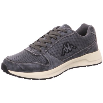 Kappa Sneaker Low grau