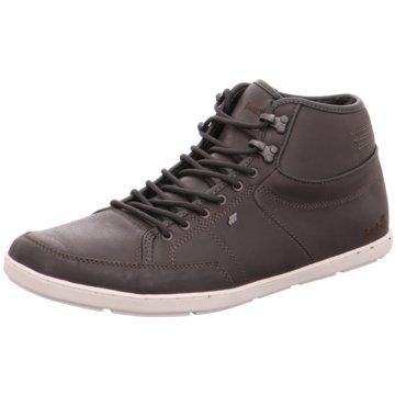 Boxfresh Sneaker HighSwapp 3 braun