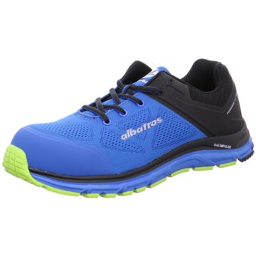 Albatros Natural Running blau