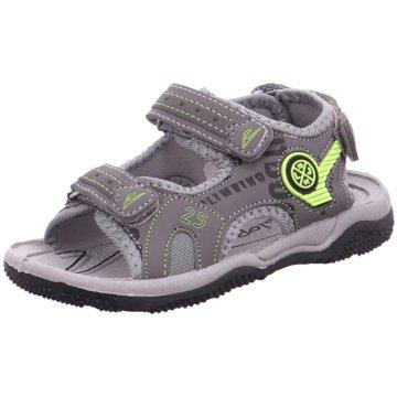 Hengst Footwear Offene Schuhe grau