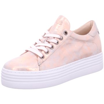 Mjus Plateau Sneaker rosa