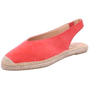 Kanna Top Trends Sandaletten lachs