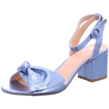 SPM Shoes & Boots Riemchensandalette blau