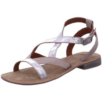SPM Shoes & Boots Römersandale silber