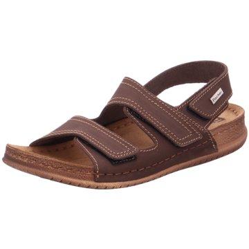 Fischer Schuhe Komfort Schuh braun