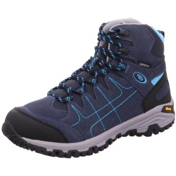 Brütting Outdoor SchuhMount Shasta High blau