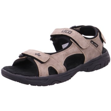 Lico Komfort Sandale beige