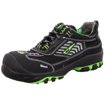 sievi Outdoor Schuh schwarz