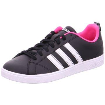 adidas Sneaker LowVS Advantage Schuh - BB9623 schwarz
