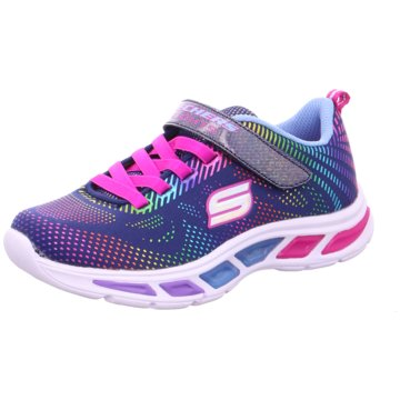 Skechers Sneaker LowLITEBEAMS - GLEAM N' DREAM - 10959N NVMT blau