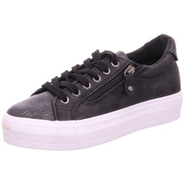 Canadians Sneaker Low schwarz