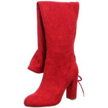 Buffalo Stiefel rot
