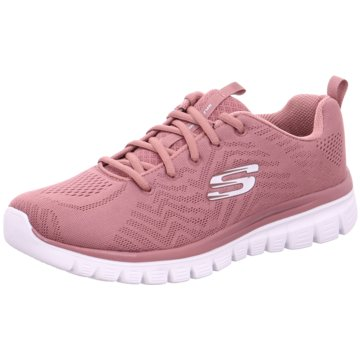 Skechers Laufschuh rosa