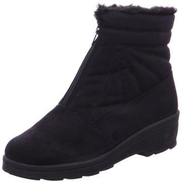 Rohde Komfort Stiefelette schwarz