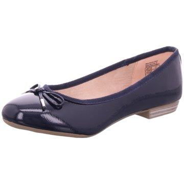 Idana Eleganter Ballerina blau