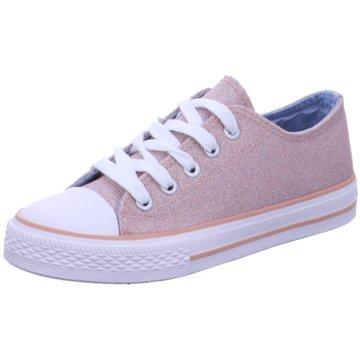 Indigo Sneaker Low rosa