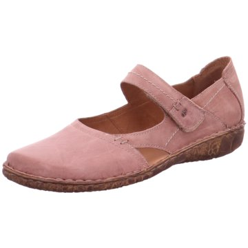 Josef Seibel Riemchen Ballerina rosa