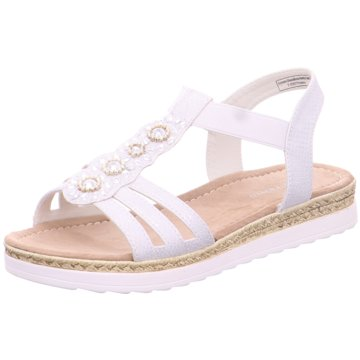 Supremo Sandale weiß