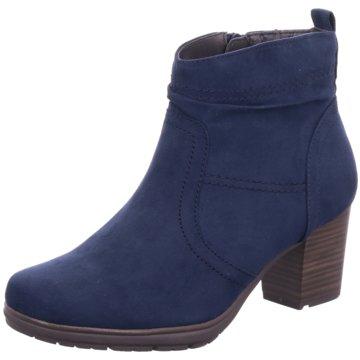 Jana Ankle Boot blau