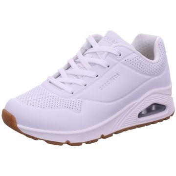 Skechers Sneaker LowStand on Air weiß