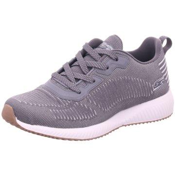 Skechers Sneaker LowBOBS SQUAD grau