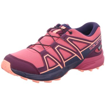 Salomon Running - L40654600 rosa
