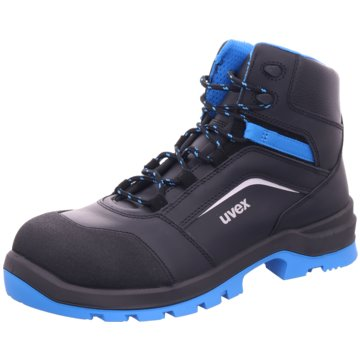 Uvex Outdoor Schuh schwarz