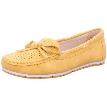 Idana Bootsschuh gelb