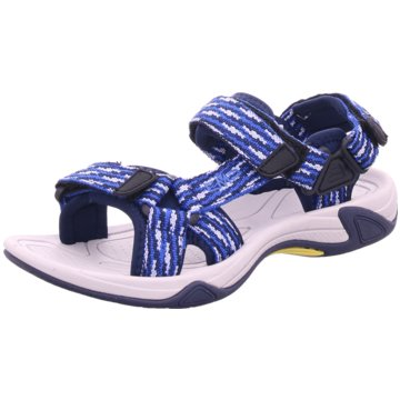 CMP Offene SchuheKIDS HAMAL HIKING SANDAL - 38Q9954 blau