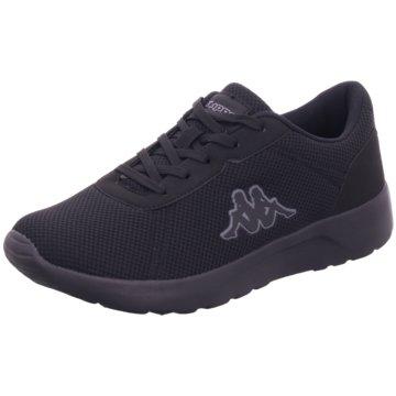 Kappa Sneaker LowTunes OC schwarz
