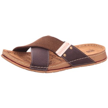 Hengst Footwear Pantolette braun