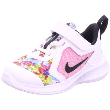 Nike Sneaker LowNike Downshifter 10 Fable Baby/Toddler Shoe - CT5272-100 weiß