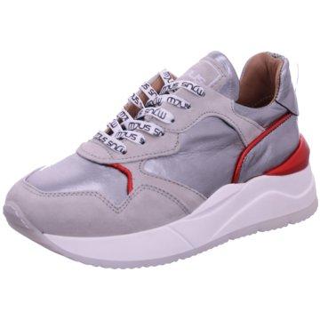Mjus Plateau Sneaker grau