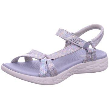 Skechers Komfort Stiefelette grau