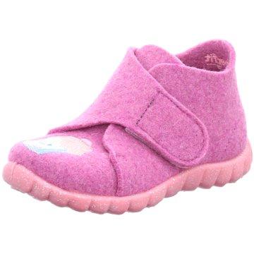 Superfit Klettschuh pink