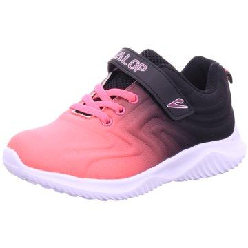 Hengst Footwear Sportlicher Schnürschuh rosa