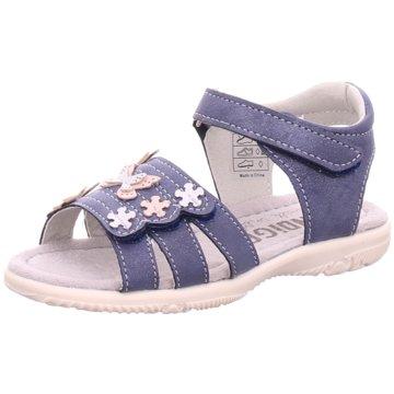 Canadians Offene Schuhe blau