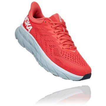 Hoka RunningW CLIFTON 7 - 1110509 coral