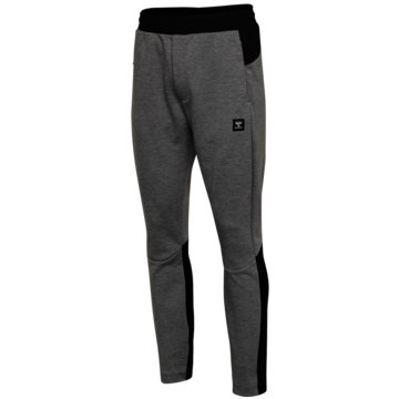 Hummel Lange HosenTROPPER TAPERED PANTS - 206273 grau