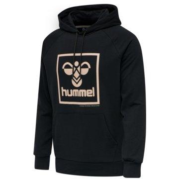 Hummel HoodiesISAM HOODIE - 206521 schwarz