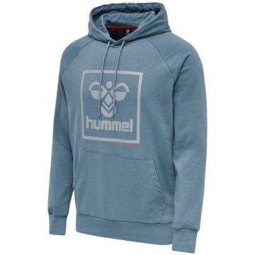 Hummel HoodieshmlISAM HOODIE - 206521 blau