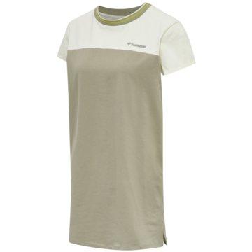 Hummel KleiderNAHLA DRESS - 211298 grün