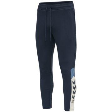 Hummel Lange HosenhmlALEC TAPERED PANTS - 211330 blau