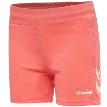 Hummel kurze SporthosenhmlRAMONA SHORTS - 211337 rosa
