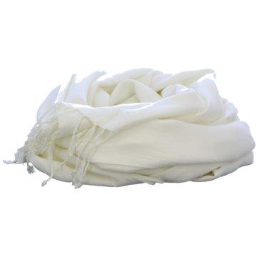 Seiden-Grohn Tücher & Schals weiß