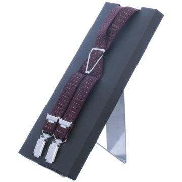 Lloyd Krawatten & Accessoires rot