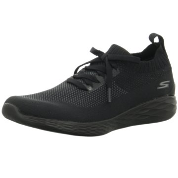 Skechers Sneaker Sports schwarz