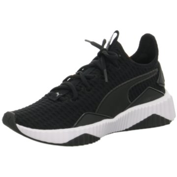 Puma Top Trends SneakerDefy Wn's schwarz
