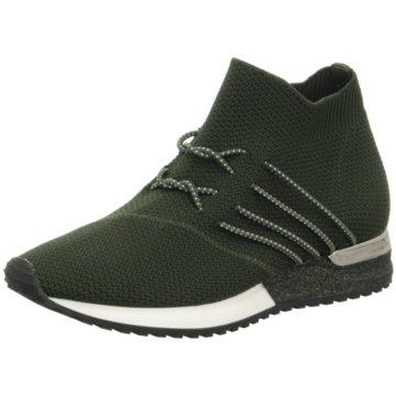 La Strada Sneaker High grün