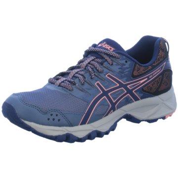 asics Outdoor Schuh blau
